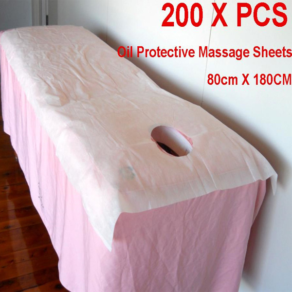 Oil Protective Message Sheets