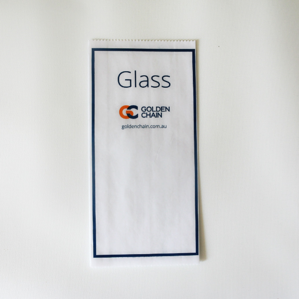 Glass bags